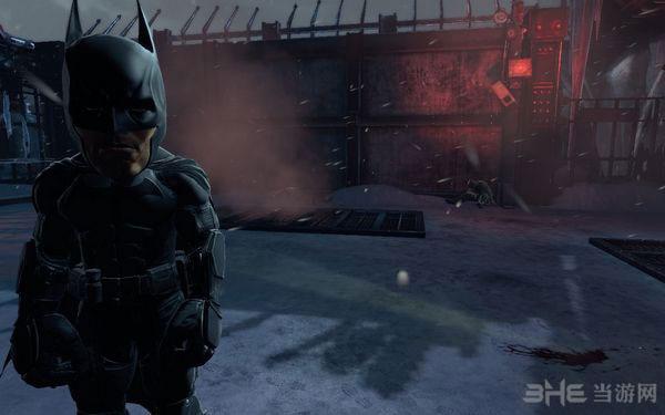 蝙蝠侠阿卡姆起源大头模式怎么开启1