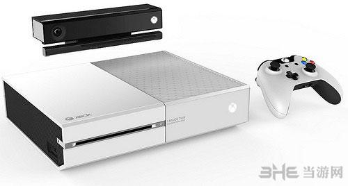 白色XboxOne拍卖5000英镑作为慈善