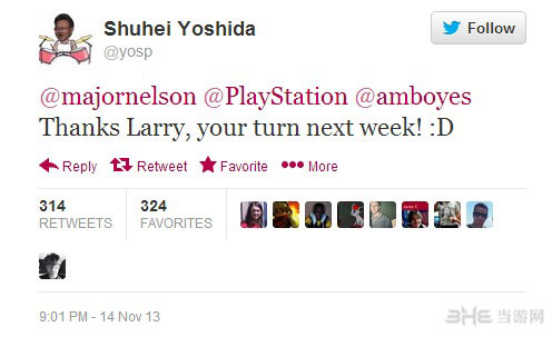 索尼PS4上市成功 竞争对手微软发来贺电4