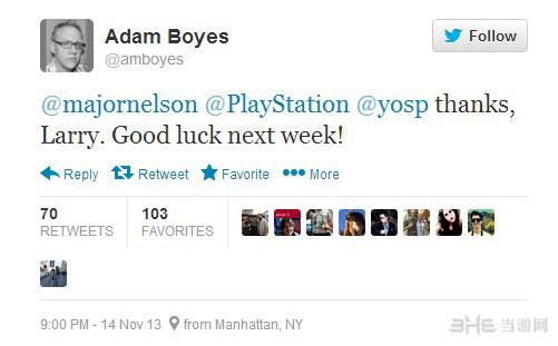 索尼PS4上市成功 竞争对手微软发来贺电5