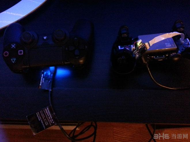索尼PS4手柄DualShock4