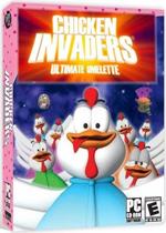 小鸡入侵者4:终极煎蛋(Chicken Invaders 4:Ultimate Omelette)PC破解感恩节版v4.17