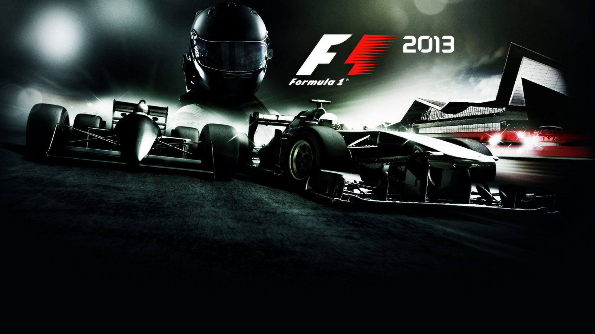 F1 2013高清游戏壁纸发布 全赛车特写高清