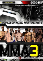 综合格斗世界3(World of Mixed Martial Arts 3)破解版v1.01