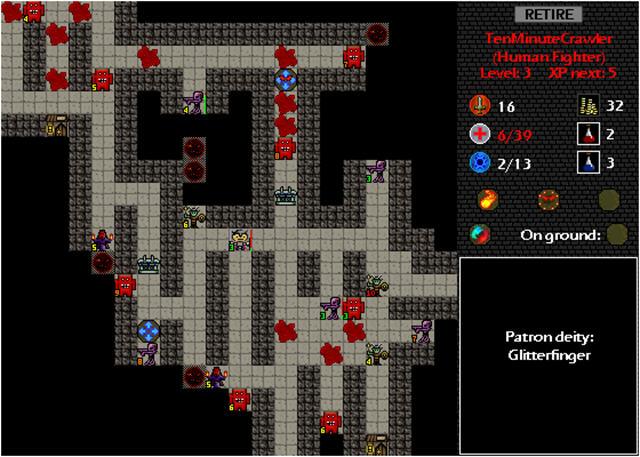 桌面地下城截图2