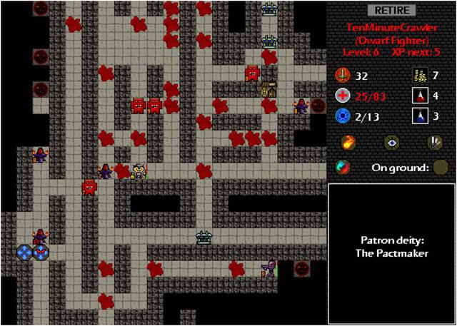 桌面地下城截图3