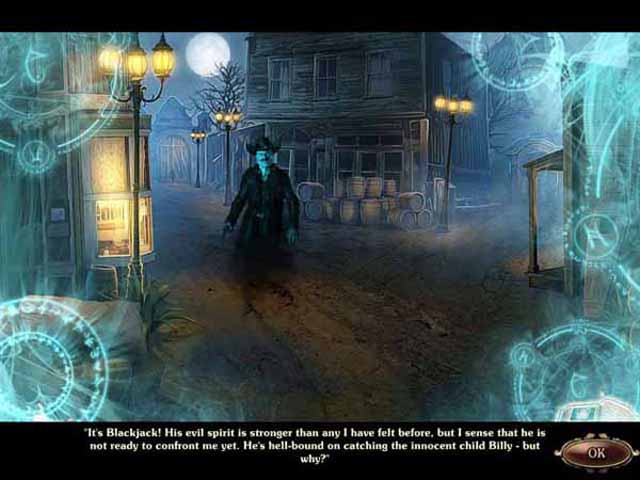 邂逅幽灵:朽木镇截图1