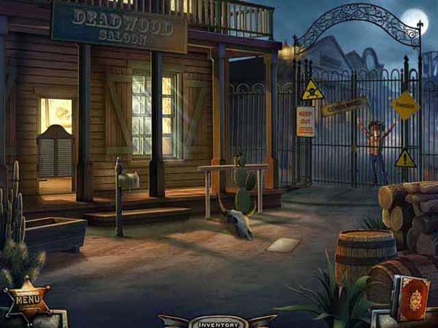 邂逅幽灵:朽木镇截图0