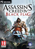 刺客信�l4黑旗(Assassins Creed IV:Black Flag)PC完整中文版