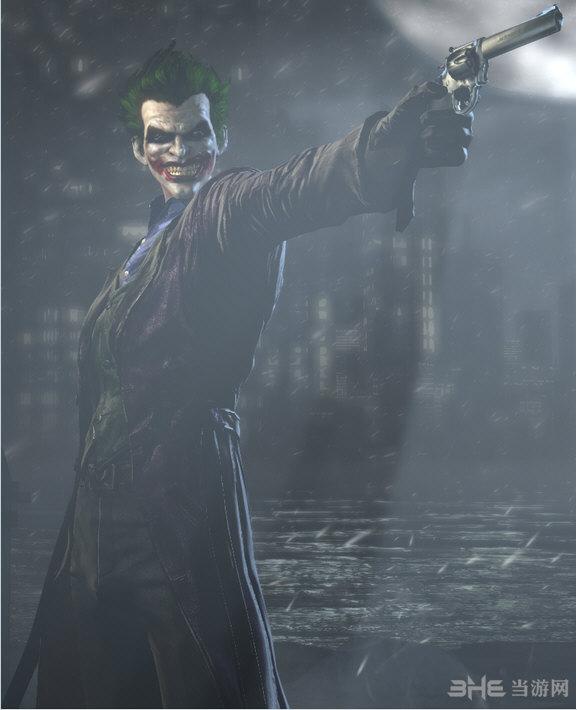 蝙蝠侠阿卡姆起源小丑mod|蝙蝠侠阿卡姆起源黑暗骑士