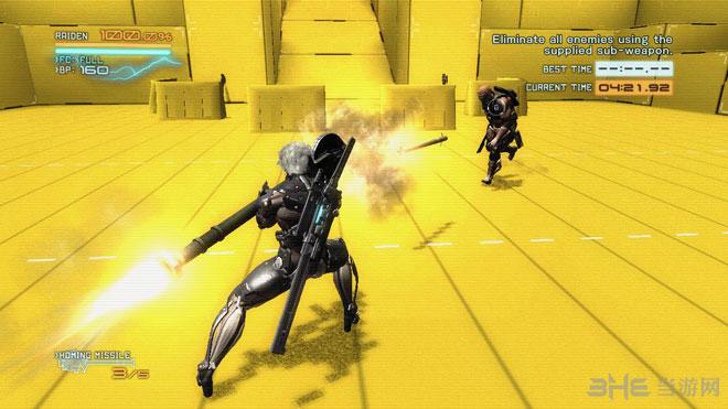 合金装备崛起复仇pc版游戏截图3