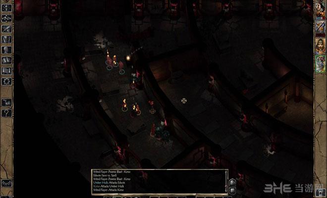 博德之门2增强版游戏截图2