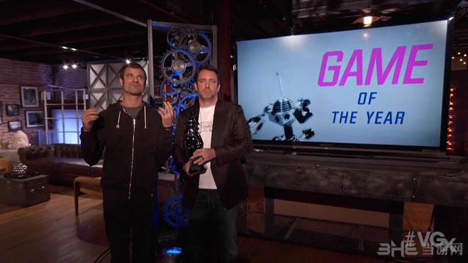 VGX2013最佳年度游戏GTA51