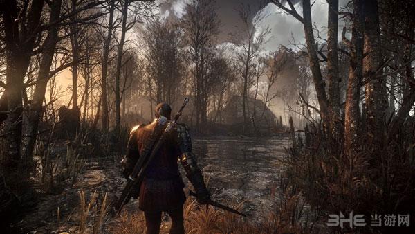 巫师3狂猎最新截图发布2