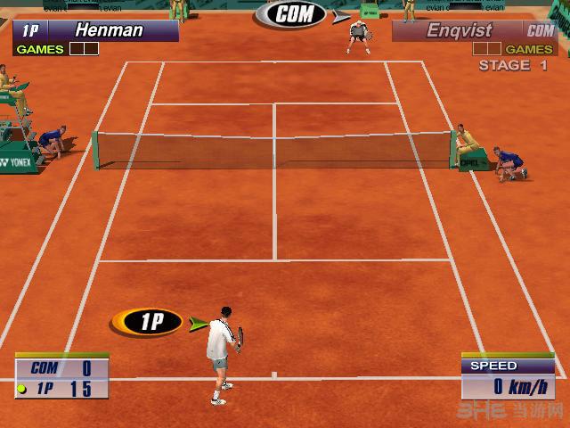 威力网球2截图4