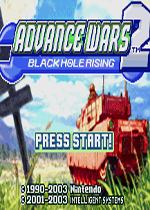�߼�ս��2���ڶ�������(Advance Wars 2:Black Hole Rising)GBA�������İ�