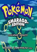 口袋妖怪�G��石(Pokemon Smaragd Edition)中文版1.6.4