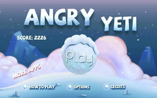 愤怒的雪人电脑版截图0