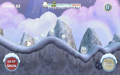愤怒的雪人电脑版截图1