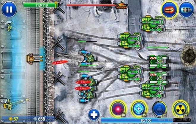 坦克现代防卫电脑版截图2