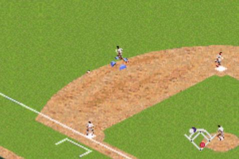 火热职业棒球联赛2003截图1
