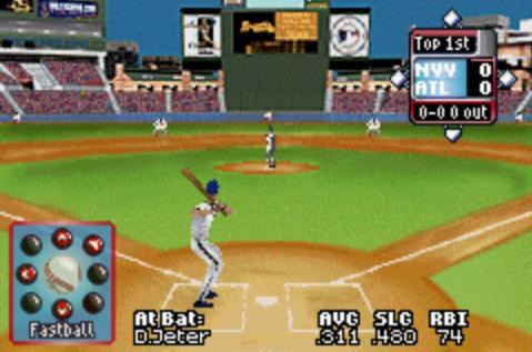 火热职业棒球联赛2003截图2