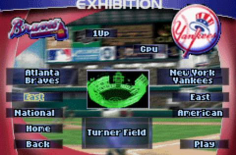 火热职业棒球联赛2003截图3