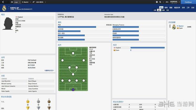 足球经理2014截图4