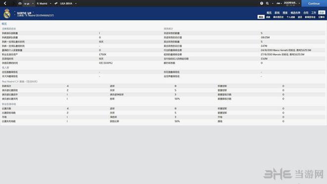 足球经理2014截图6