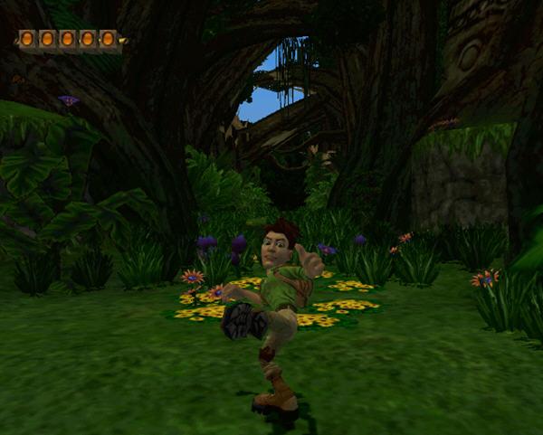 森林寻宝历险记