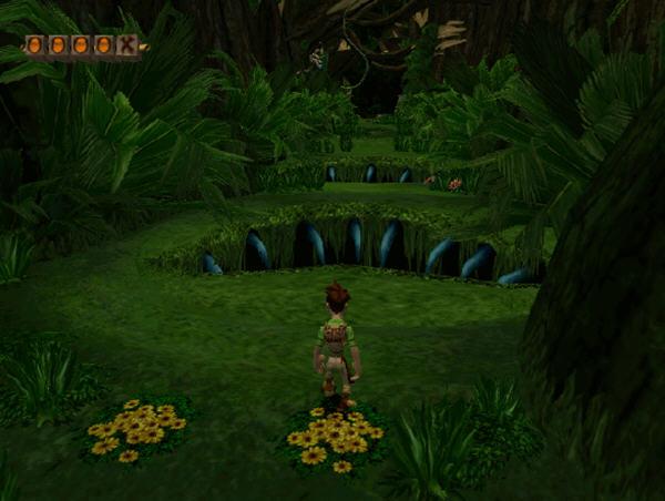 森林寻宝历险记截图3