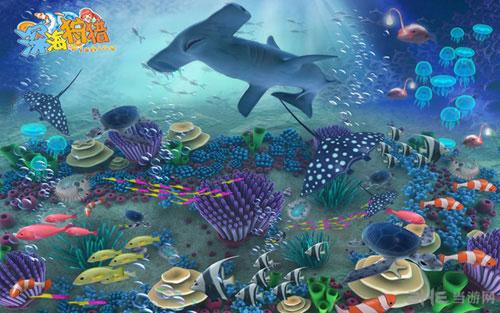 捕鱼达人之深海狩猎