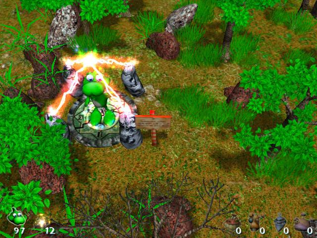 炸弹小恐龙帝诺截图1
