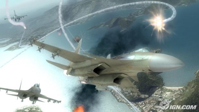 汤姆克兰西:鹰击长空截图2
