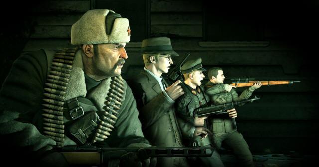 狙击精英纳粹僵尸部队