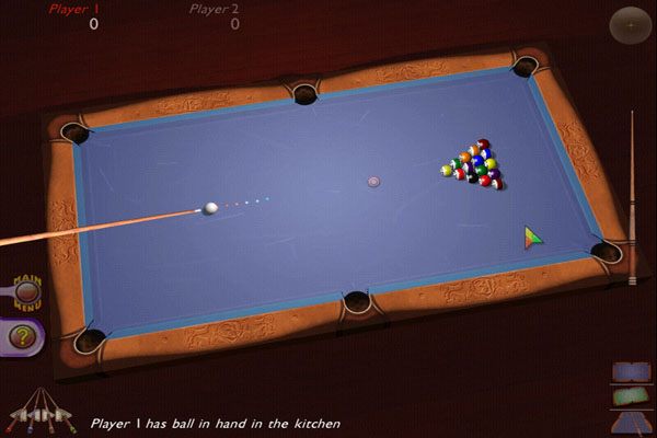 3D桌球截图1