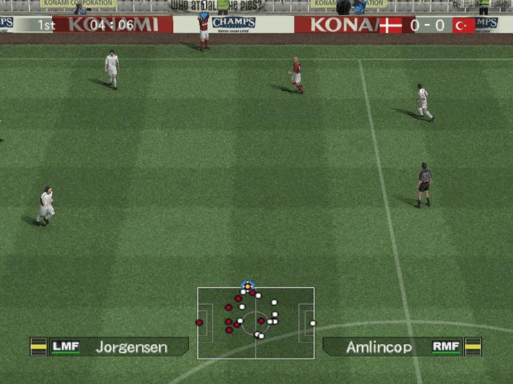 实况足球:胜利十一人9截图0