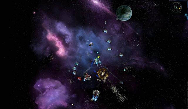 太空游侠高清版:战争分裂截图0