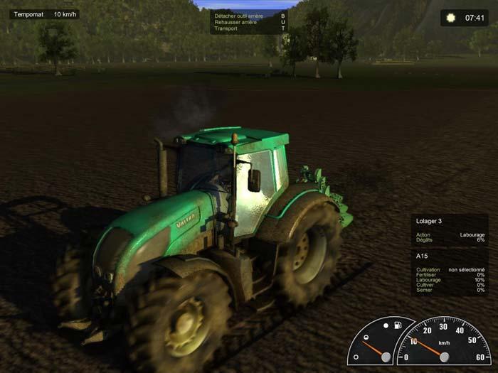 模拟农场:传统耕作2012截图2