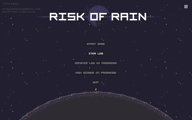 雨中冒险截图0