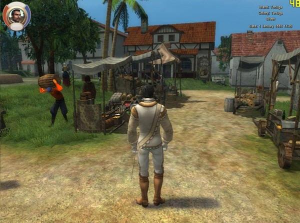 加勒比海盗2:沉船之城截图5