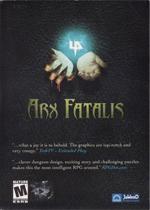 �س�Ӣ��־(Arx Fatalis)�����ƽ��