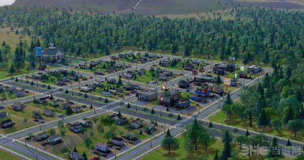 模拟城市5截图