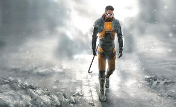 传Valve即将公布半条命3