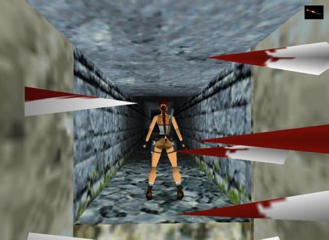 古墓��影2:西安匕首
