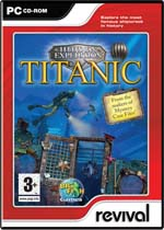 秘密探险:泰坦尼克(Hidden Expedition: Titanic)硬盘版