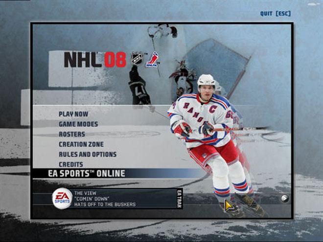EA冰球2008