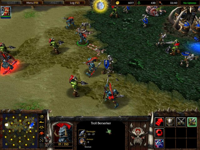 Crack+warcraft 3 reign of chaos y frozen throne?