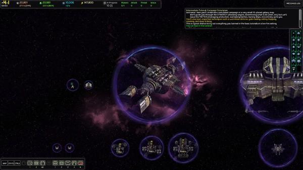 人工智能战争:舰队指挥官截图0
