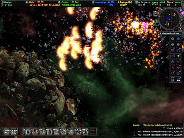 人工智能战争:舰队指挥官截图2